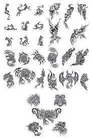 tribal designs tatoo ink tribal