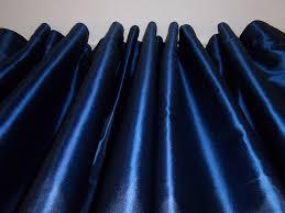 Royal Blue Blackout Curtains