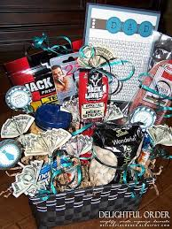 chagne gift baskets gift basket ideas for guys lilcheekies give it away may to