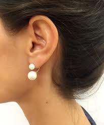 pearl drop earrings pearl drop earrings the lustr