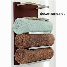 bathroom towel display ideas bathroom wall storage ideas z co