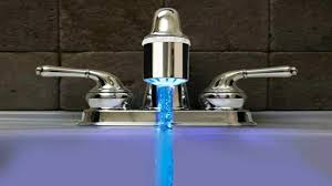 Led Kitchen Faucets Wall Mount Kitchen Faucet Ideas Loccie Better Homes Gardens Ideas
