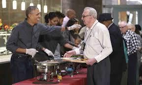 johnson city press obama makes thanksgiving turkey pardon