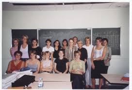 chambre de commerce saumur photo de classe 2ieme ée bp coiffure styliste visagiste de 2003