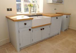 kitchen sink base cabinet free standing kitchen larder units