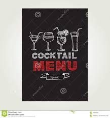 free word menu templates restaurant menu template