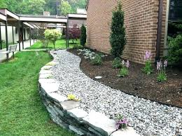 Decorative Rocks For Garden Front Yard Landscaping With Rocks River Rock Landscaping Ideas