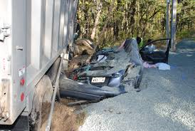 nissan altima for sale in nj 3 hospitalized after dump truck crushes car nj com