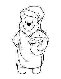 coloring page winnie the pooh coloring pages 65
