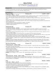 Cypress Resume Jana Schutt Resume 4