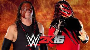 Kane Halloween Costume Demon Kane Masked Kane