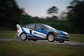 subaru supercar subaru bolsters its rallycross program developing all new rally car