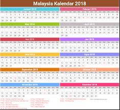 Kalender 2018 Hari Raya Puasa Malaysia Calendar 2018 3 Newspictures Xyz