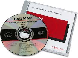 america map for eclipse navigation system eclipse 2007 map update discs navigation map updates for select
