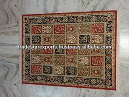 Area Rugs From India Woolen Area Rug India Beautiful Carpet Multi Pattern Color