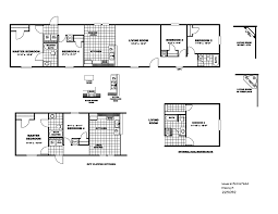 Floor Plans For Mobile Homes by Vision Extreme 76 4a