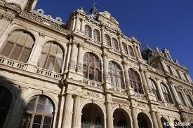 chambre du commerce et de l industrie lyon le palais du commerce à lyon d architecture néo renaissance