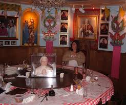 Buca Di Beppo Pope Table by Laurie From Grovetucky