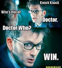 10th Doctor Meme - 10th doctor meme by momolovesmcr memedroid