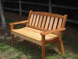 wooden garden furniture handmade interior design