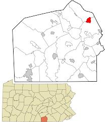 Lake Mead Map Lake Meade Pennsylvania Wikipedia