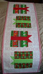 quilted christmas table runner christmas pinterest quilt