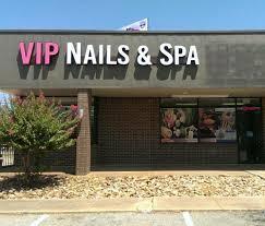 vip nails and spa nail salons 3625 lamar ave paris tx