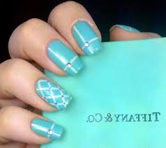 tiffany nail art designs time lapse youtube