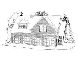 Four Car Garage House Plans Garage Apartment Plans 4 Car Garage Apartment Design 053g 0001