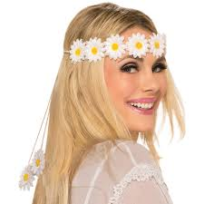 hippie flower headbands hippie flower headband woodiespartyzone ie