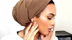 download video tutorial hijab turban turban style scarf tutorial free download video mp4 3gp m4a