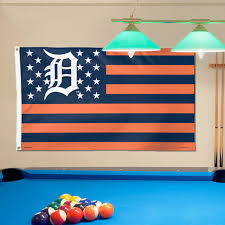 detroit tigers pool table cover tigers wincraft deluxe stars stripes 3 x 5