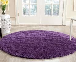 Buy Round Rug by Purple Shag Milan Shags Safavieh Com