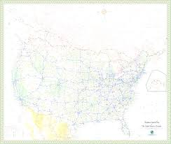 Usa Wall Map by Map Of Usa And Canada With Cities Adorable Map Of Western Canada