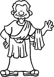 apostle paul hi coloring page wecoloringpage