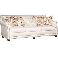 king hickory leather sofa king hickory julianna sofa kh 3000 f