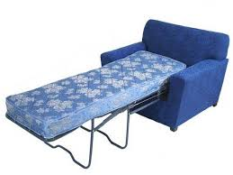brilliant chair beds for adults with fold out chairbed youtube