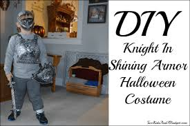 Shining Halloween Costume Diy Knight Shining Armor Halloween Costume