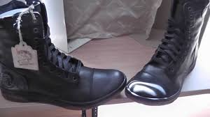diesel boot men u0027s tatradium basket butch zip boot youtube