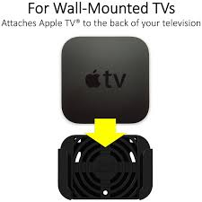 amazon com totalmount apple tv mount compatible with all apple