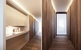 parquet flottant cuisine decoration cuisine minimaliste couloir parquet flottant murs sol