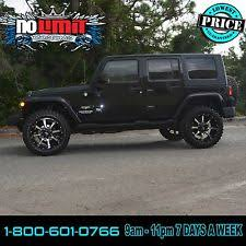 black rims for jeep wrangler unlimited jeep wrangler rims wheels ebay