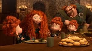 movie review u0027brave u0027 pixar princess odds place npr
