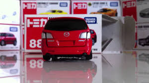 tomica toyota prius 2017 unboxing tomica mazda mpv toy cars pinterest mazda