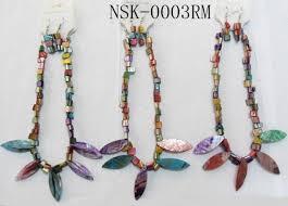 wholesale shell necklace images Wholesale shell jewelry puka shell necklaces bracelets jpg