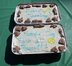 celebration cakes for dogs hamden dog park at bassett