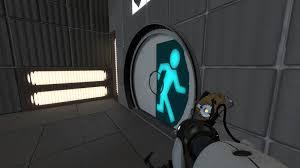 portal 2 beta door skin improvement portal 2 u003e skins u003e other
