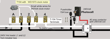 photocell installation wiring diagram gooddy org