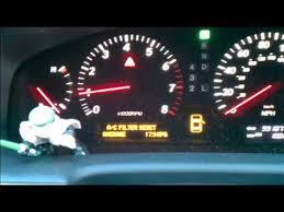 how to reset maintenance light on toyota tundra 2011 2005 lexus ls430 vsc check engine light www lightneasy net