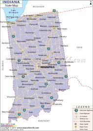 Indiana Road Conditions Map About Elliott Company Usa Map And The United States Satellite